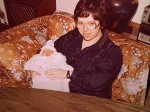 Karen & Kimmy April 1984