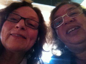 Pauline & Me at Daily Grind