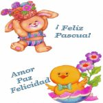 Feliz Pascua….Happy Easter!